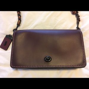 Coach 1941 glove tanned leather dinky